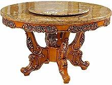 MKMKT Table à Manger, Table à Manger en marbre