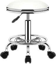 MKVRS Chaise de bar rotative simple à soulever -