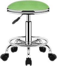 MKVRS Chaise de bar rotative simple, chaise de
