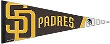 MLB 62237010 San Diego Padres Fanion 30,5 x 76,2 cm