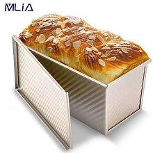 MLIA – moule à pain rectangulaire antiadhésif,