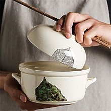 MLOZS Bol en céramique de Style Japonais de Style