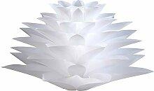 Mobestech Puzzle Abat-jour Jigsaw Fleur Lumière