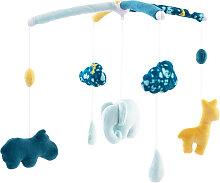 Mobile musical bébé Boréale Zanimo Multicolore