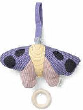 Mobile musical Moth / Tissu matelassé - Ferm