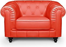 Mobilier Deco - CHESTERFIELD - Fauteuil