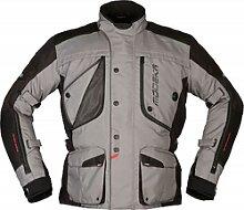 Modeka Aeris veste textile male    - Gris/Noir - L