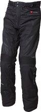 Modeka Breeze, pantalon textile - Noir - XS