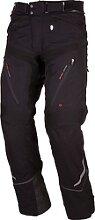 Modeka Chekker pantalon textile male    - Noir - M