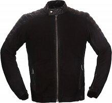 Modeka Dyke veste textile male    - Noir - 4XL