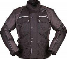 Modeka Westport veste textile male    - Noir/Gris