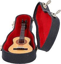 Modèle 3D de guitare, petits ornements artisanaux