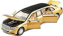 Modèle réduit de voiture 1:32 Pour Benz S650