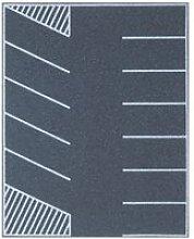 Modélisme ho : accessoires de décor : parking