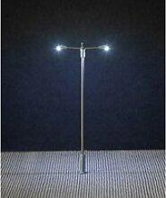 Modélisme ho :  éclairage public led, lampe en