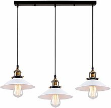 Moderne 3 Luminaires Suspension Vintage