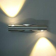 Moderne Applique Murale Intérieur 2 LED 6W Up