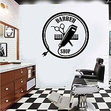 Moderne Barber Logo Salon Shop Barber Shop