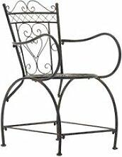 Moderne chaise de jardin, de salon exterieur en