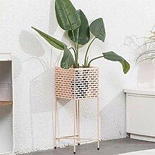 Moderne Creative Simple en fer forgé Fleur Grand