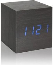 Moderne en bois Digital LED Desk alarme horloge