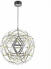 Moderne Globe Feu D'artifice Lustres,Led