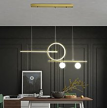 Moderne LED Dimmable Pendentif Lampe 32W Table À