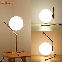 Moderne LED lampe de Bureau Lampe De Table