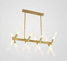 Moderne Led Lampe Suspendue 16 Lumières Lustre