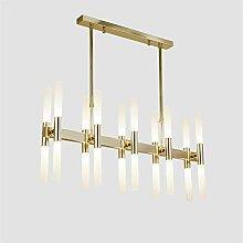 Moderne Led Lampe Suspendue 20 Lumières Lustre