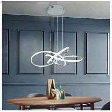 Moderne LED Lustre Table à manger 68W Suspension