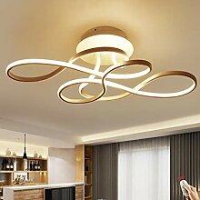 Moderne LED plafonnier dimmable salon de salon
