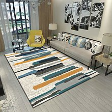 Moderne Minimaliste Salon Polyester Tapis