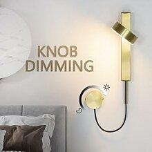 Moderne mur led lampe chambre Lampe de chevet