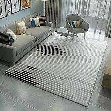 Moderne Simple Polyester Durable Tapis Bureau