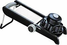 Moha 25208 Mandoline Pro, PP/ABS/SBS/TPE/INOX,
