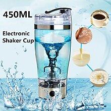 Mohoo - 450 ml USB Chargeur Protéine Shaker