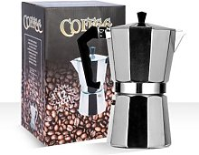 Moka Pot à café en aluminium,