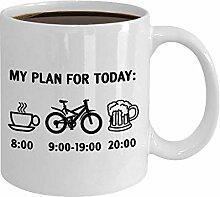 Mon plan pour aujourd'hui Calendrier de