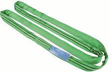 Moncoffrage.com - Elingue textile tubulaire ronde
