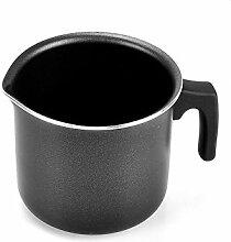 Moneta 0004838512 Pot à Lait 12 cm, Aluminium,