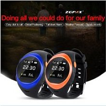 Montre traceur gps enfant android ios lbs