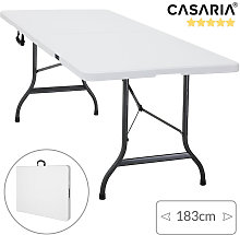Monzana | Table de camping • 76x183cm •