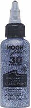 Moon Glitter - Peinture Textile holographique -