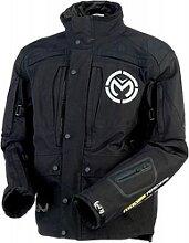 Moose Racing ADV1 S16 veste textile male    - Noir