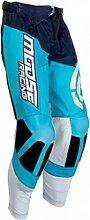Moose Racing M1 S19 veste textile male    - Bleu -