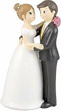 Mopec Pop & Fun–Figurine pour gâteau Couple