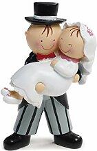 Mopec Y59–Figurine pour gâteau de Mariage