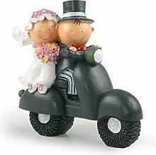 Mopec Y70- Figurine pour gâteau, Couple de