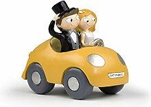 Mopec Y756 Figurine pour gâteau, Couple de
